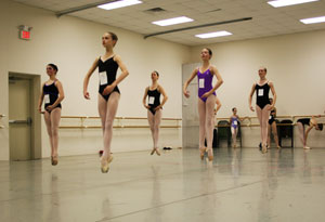 Ballet Theater Performance Opportunities and Auditions ...
