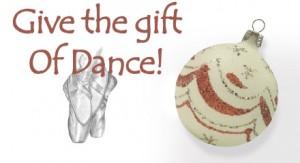 gift of dance