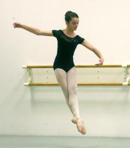 Girl-jump