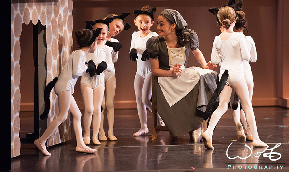 Infinity Ballet Conservatory and Theatre - The Art of Dance